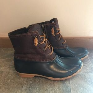 Sperry Boots   Duck Boots